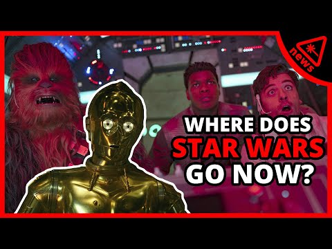 Where Does Star Wars Go After The Rise Of Skywalker?!? SPOILERS! (Nerdist News W/ Dan Casey)