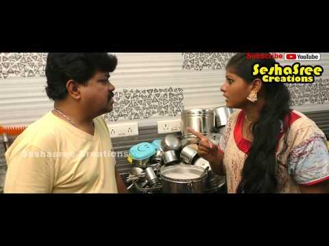 தோச மாவு கோகிலா | Dosa Maavu Kokila | Tamil Short film | Fridge food- purushan pondatti fight
