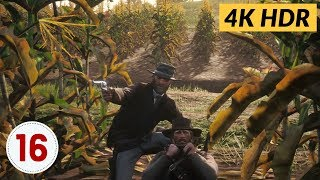 Horse Flesh For Dinner. Ep.16 - Red Dead Redemption 2 [4K HDR]