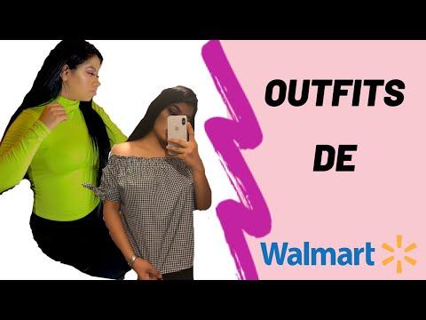 OUTFITS De WALMART