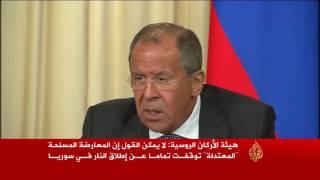 المعارضة السورية والنظام يتبادلان الاتهامات بخرق الهدنة