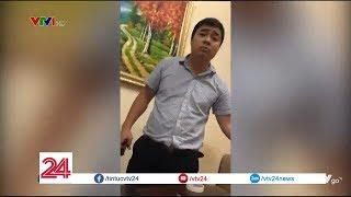 Giám đốc trung tâm gia sư hành hung sinh viên - Tin Tức VTV24