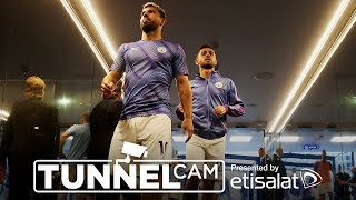 AGUERO DOUBLE BEHIND THE SCENES! | Tunnel Cam | City 4-0 Brighton