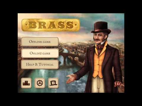 Brass - IOS Board Games First Look
