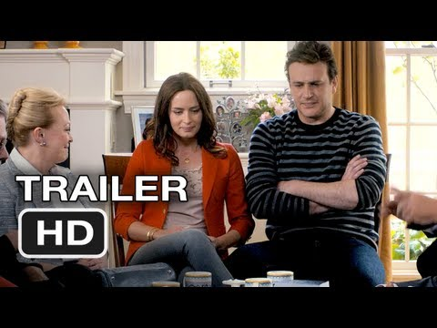 The FiveYear Engagement  Trailer #1  Judd Apatow, Jason Segel, Emily Blunt Movie 2012 HD