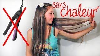 🌸99 Lisser ses cheveux naturellement !