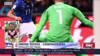 Simone Rovera : « J'espère qu'on ne reverra plus jamais Ventura sur un banc de touche »