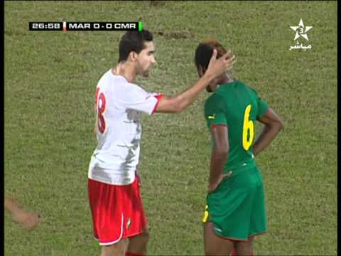20111113 1942 - ARRIADIA -LG Cup Maroc vs Cameroon (Jawla1)www.Mountakhab.net
