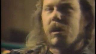 Metallica - Recording Black Album 1990 - 91 Part 1