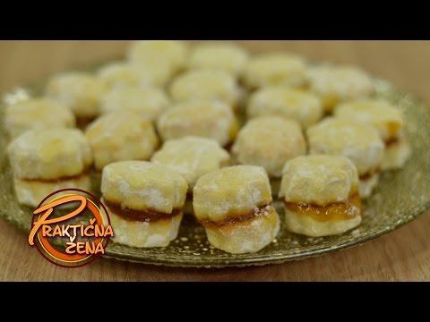 Praktična žena - Vanilice - najpoznatiji domaći kolač