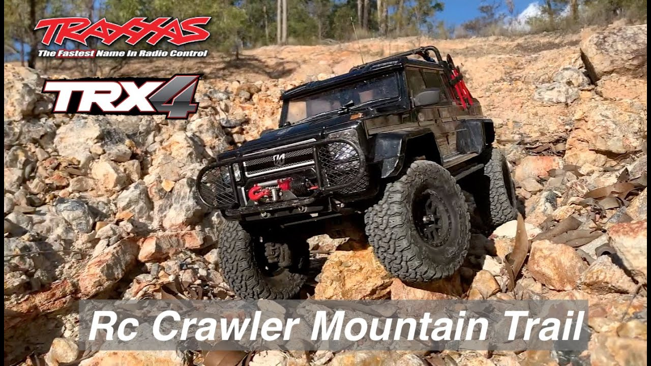 RC Toy Car Crawler Traxxas TRX4 Killerbody HorriBull, Replace bearings 장난감차 Off Road