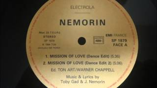 Nemorin - Mission Of Love