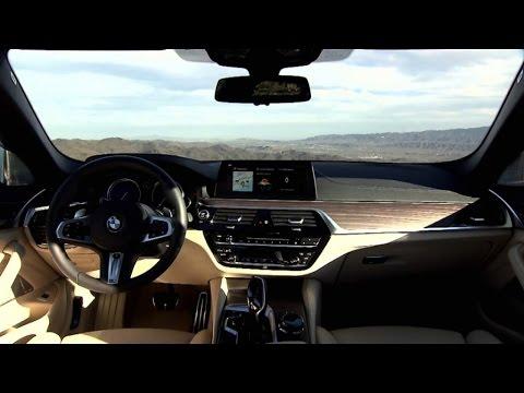 Neu 2017 Bmw 5er Touring Innen Youtube