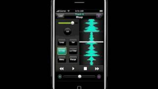 Touch Mix Cocoon Edition (iPhone App)