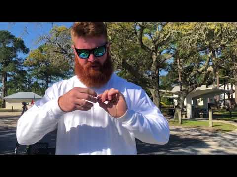How To Rig A Gold Spoon To Catch Redfish & Trout!