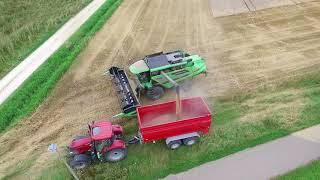 Getreideernte 2017 im Landkreis Günzburg #3