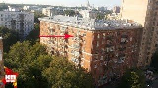Москвичка на три месяца забыла собаку на балконе многоэтажки