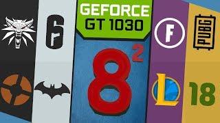 GT 1030 GDDR5: 8 Jogos em 8 Min. - Fortnite, LOL, R6 Siege, PUBG Mob., The Witcher III e mais
