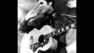 Elvis Presley - A little less conversation (HQ audio)