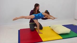 Crazy Cartwheel. Lesson Two