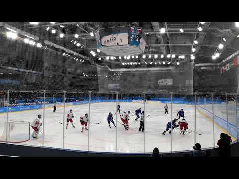 Гол Сборной Словакии по хоккею на Универсиаде Красноярск 2019