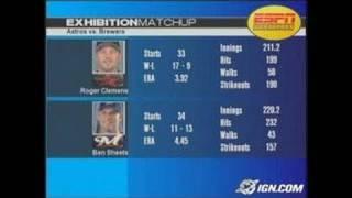 ESPN Major League Baseball Xbox Gameplay_2004_02_17_2