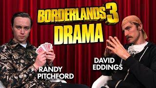 EXCLUSIVE Borderlands 3 Drama Interview - Inside Gaming Weekend
