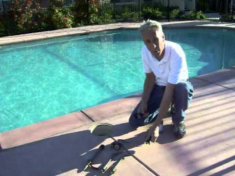 Swimming Pool Leak Detection Service, Sacramento, CA