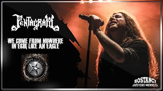 Pentagram/Mezarkabul - We Come From Nowhere / In Esir Like An Eagle  (Live at 'BGM' / 04.02.07) HD