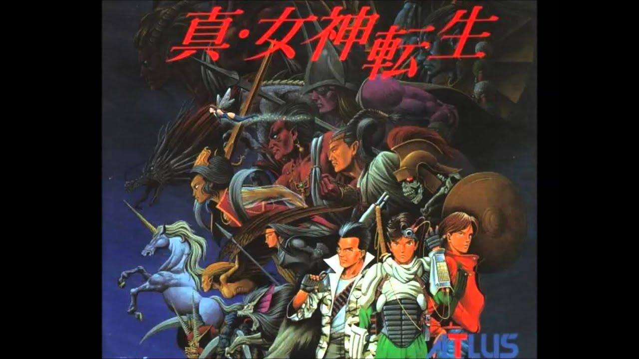 Download Shin Megami Tensei OST (Super Famicom) - Ginza