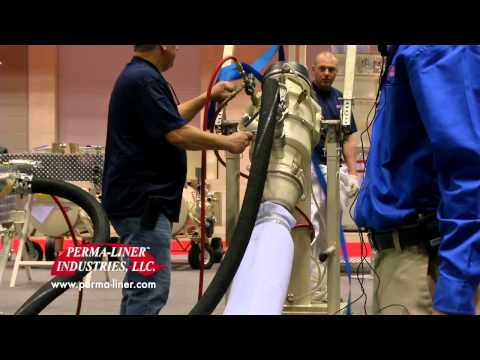 Perma-Liner™ - Top Gun Lining System - 2013 Pumper & Cleaner Expo