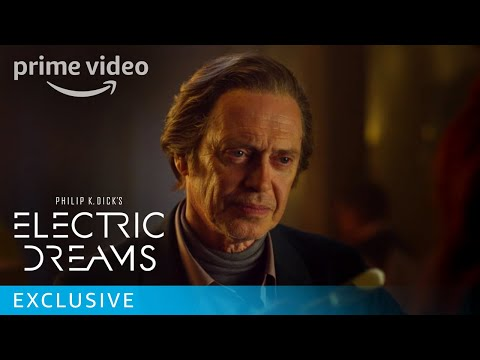 Philip K. Dick's Electric Dreams - Behind the Scenes with Steve Buscemi [HD] | Prime Video