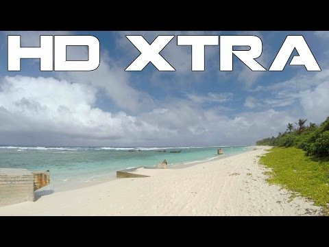 Ritidian Point | Guam, Micronesia | HD Xtra
