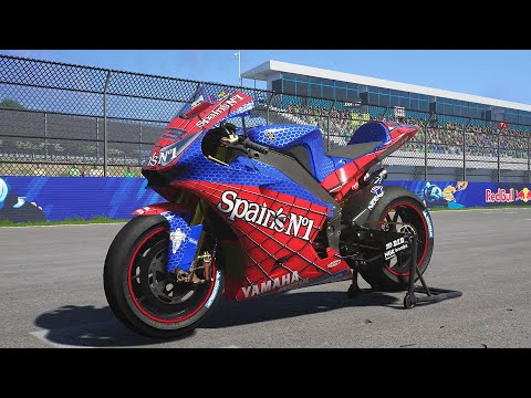 MotoGP 20 Gameplay  YAMAHA Spider Man  Ultra Settings [2K 60FPS PC] - No Commentary |
