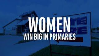 Progressive Women Coming Up Huge In 2018 Elections