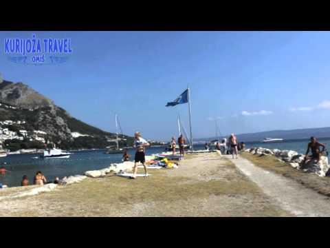 Omiš Croatia untouched nature and amazing beauty