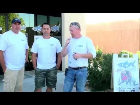 "Koi Pond Water Garden Project for ""TANKED"" tv show Las Vegas, NV"