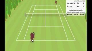 US Open 2007 tennis- Bear's final- insane match