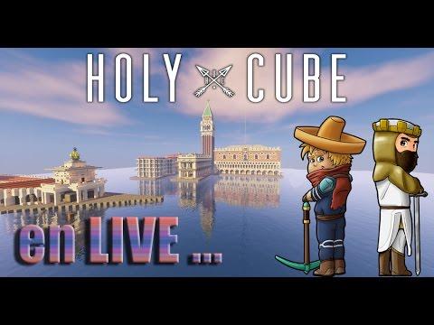Reddif sur HOLYCUBE puis Building Game Vs ZeProfs !
