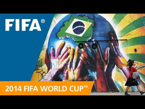 2014 FIFA World Cup Brazil™ is HERE !