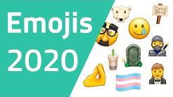 Alle neuen Emojis 2020 😍