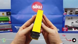 Siku - Double Decker City Bus - 1884 - Review