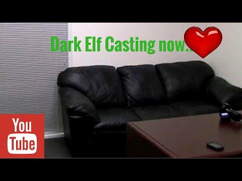 Dark Elf Casting...