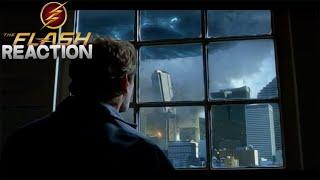 "Reaction | Финал 1 сезона ""The Flash/Флэш"""