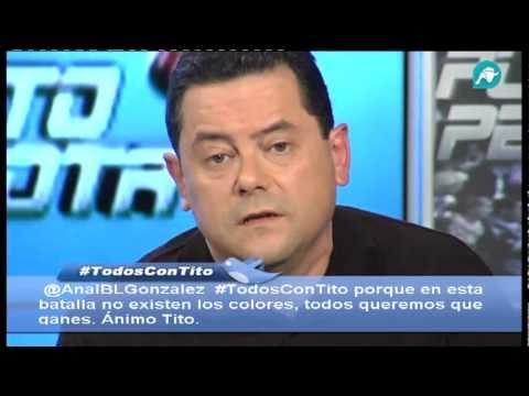 Tomás Roncero pide disculpas