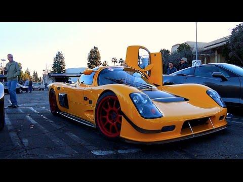 Insane Street Legal Formula Kit Car Ultima Gtr Youtube