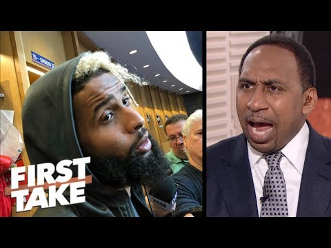 Will Odell Beckham Jr.'s comments help turn Giants' season around? | First Take