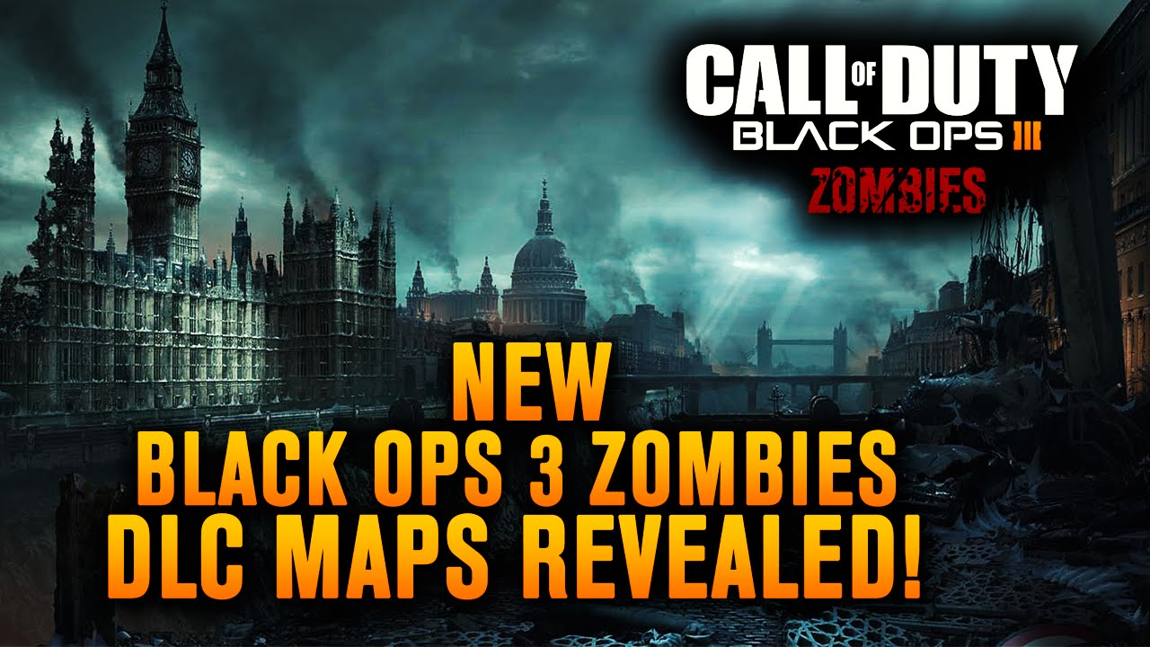 Black Ops 3 Zombies \
