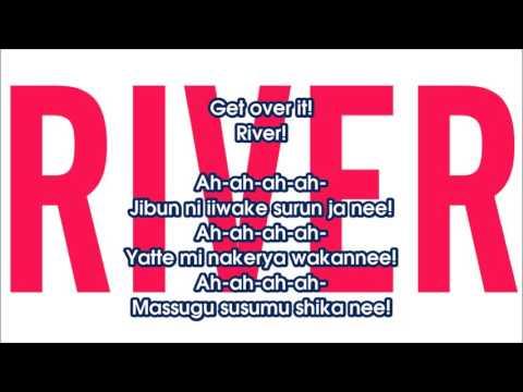 AKB48 RIVER  - Karaoke -