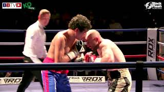 STEPHEN ORMOND VS NELSON ALTAMIRANO - FULL FIGHT - BBTV